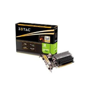 2GB-ZOTAC NVIDIA-GEFORCE-GT710 VGA/DVI/HDMI-LP-ZT-71302-20L