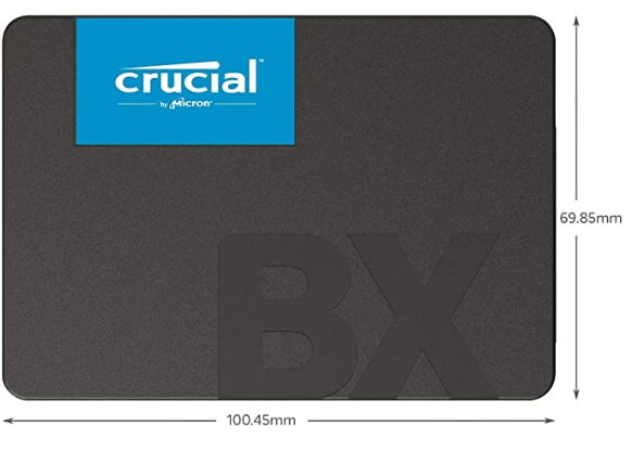 SSD-2.5-240GB-SATA CRUCIAL-BX500-CT240BX500SSD1-560 MB/S - DOMOTICA COLOMBIA - DOMOTICA