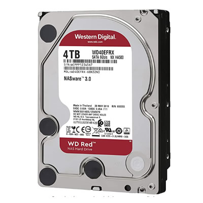disco-duro-nas sata-3.5-4TB-5400rpm-64MB WD-Red-WD40EFRX - DOMOTICA COLOMBIA