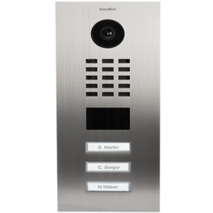 DoorBird-IP-Video Door-Station-D2103V - Domotica Colombia - Domotica