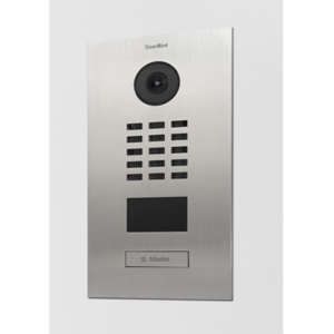 DoorBird-IP-Video Door-Station-D2101V - Domotica Colombia - Domotica