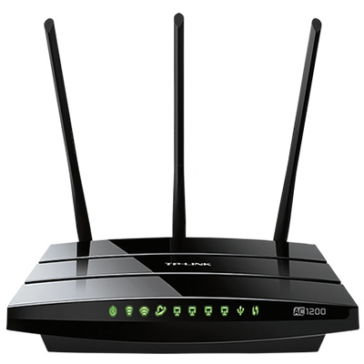 Wireless-Dual Band Gigabit Router-Archer - Domotica Colombia - Domotica
