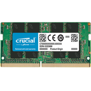 DDR4-PC4-21300 4GB-2666MHZ LAPTOP-CRUCIAL-CT4G4SFS8266 - Domotica Colombia - Domotica